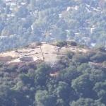 Echo Mountain ruins