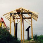 Dawn Station under construction